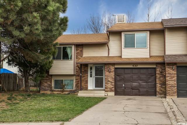 430 W 100 N, Clearfield, UT 84015 (#1664776) :: Doxey Real Estate Group