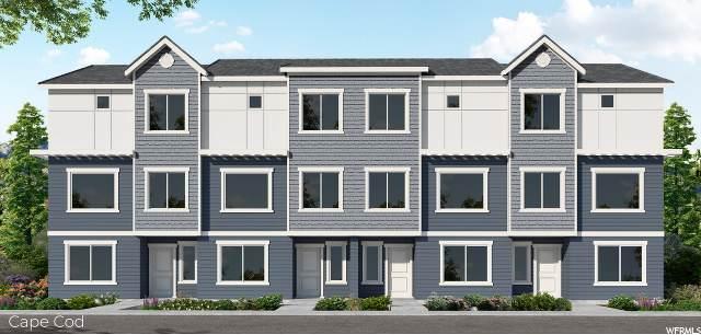 1122 E Hatch Row N #1099, Saratoga Springs, UT 84045 (#1664777) :: goBE Realty