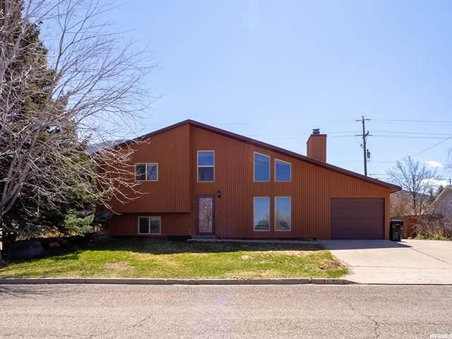 791 W Mountain View Dr, Cedar City, UT 84720 (#1664788) :: Big Key Real Estate