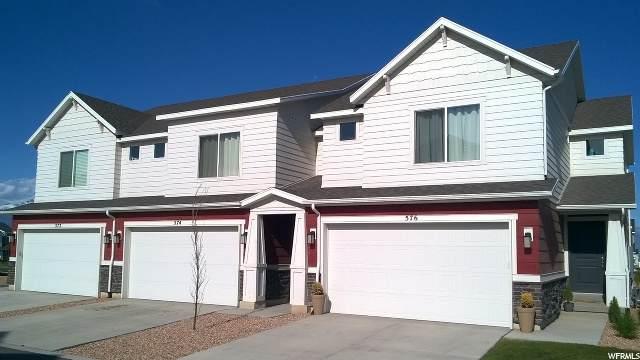 1186 E Pilot Rd N #1149, Saratoga Springs, UT 84045 (#1664820) :: goBE Realty