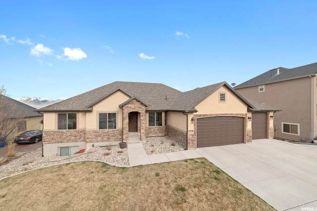 2296 S Browning Dr, Saratoga Springs, UT 84045 (#1664825) :: goBE Realty