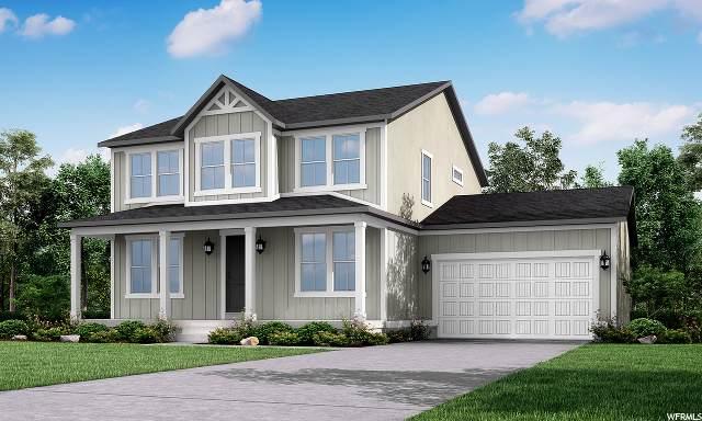 1533 E Greenley Hill Dr Hl, Eagle Mountain, UT 84005 (#1664844) :: Big Key Real Estate