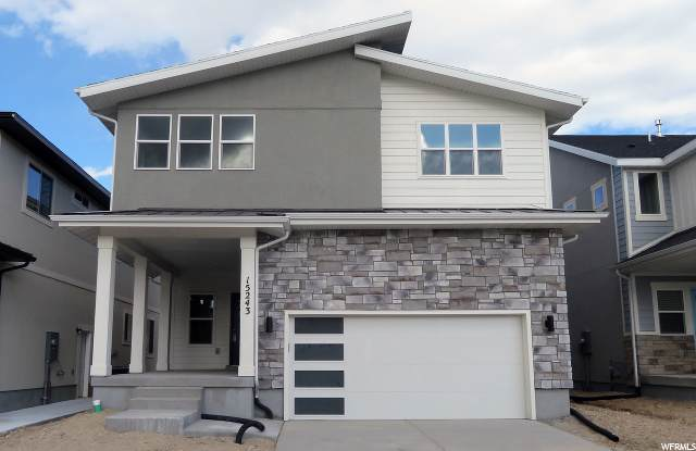 15243 S Park Bluff Way W Lot 10, Bluffdale, UT 84065 (#1664851) :: Colemere Realty Associates