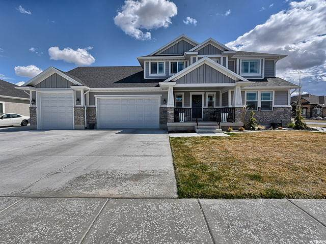 857 S 3175 W, Syracuse, UT 84075 (#1664852) :: Doxey Real Estate Group