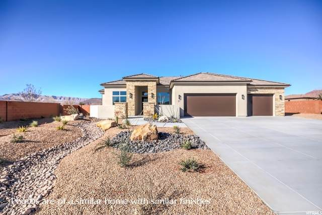 544 W Saguaro Way, Ivins, UT 84738 (#1664861) :: Doxey Real Estate Group