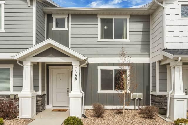 146 E Legacy Pkwy, Saratoga Springs, UT 84045 (#1664873) :: goBE Realty