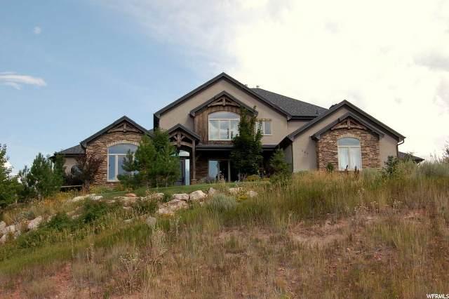 385 N Pioneer Ridge Rd, Salt Lake City, UT 84108 (#1664882) :: Colemere Realty Associates