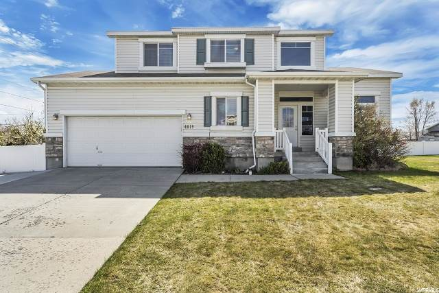 4815 W Jersey Cir, West Valley City, UT 84120 (#1664888) :: Colemere Realty Associates