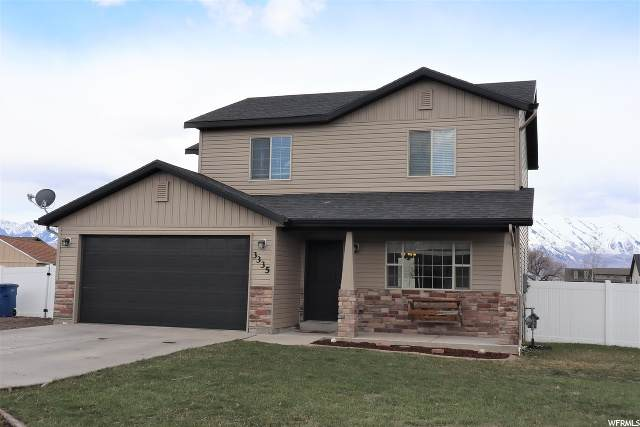3335 S 1416 W, Nibley, UT 84321 (#1664903) :: Colemere Realty Associates