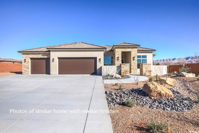 526 W Saguaro Way #1, Ivins, UT 84738 (#1664910) :: Colemere Realty Associates
