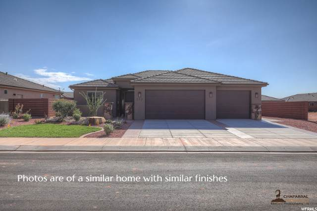 495 W Saguaro Way #37, Ivins, UT 84738 (#1664915) :: Doxey Real Estate Group
