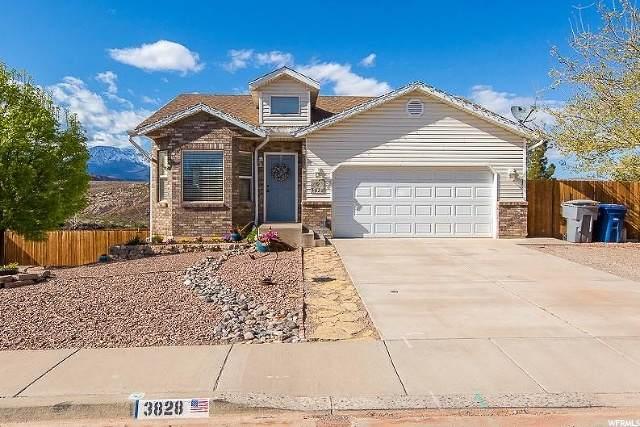 3828 W 240 N, Hurricane, UT 84737 (#1664917) :: Utah Best Real Estate Team   Century 21 Everest