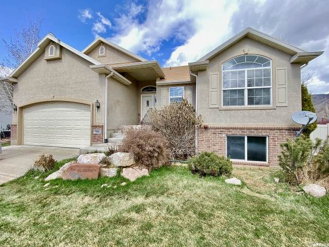 168 W 150 S, Morgan, UT 84050 (#1664922) :: REALTY ONE GROUP ARETE