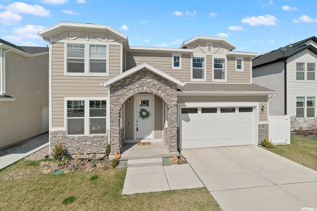 88 W Hackberry Rd, Vineyard, UT 84059 (#1664930) :: goBE Realty