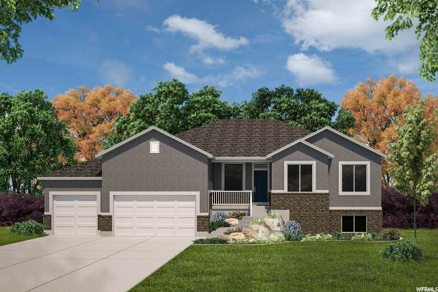 5255 W 3625 S #6, Hooper, UT 84315 (#1664935) :: Doxey Real Estate Group