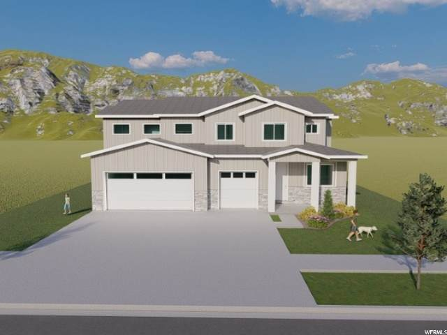 822 W 1950 S Lot 7, Orem, UT 84058 (#1664951) :: goBE Realty