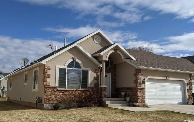 268 Mountain Green Cir, Roosevelt, UT 84066 (#1664975) :: Bustos Real Estate | Keller Williams Utah Realtors