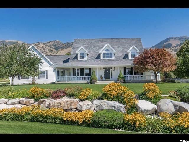 730 S 300 E, Providence, UT 84332 (#1664987) :: Big Key Real Estate