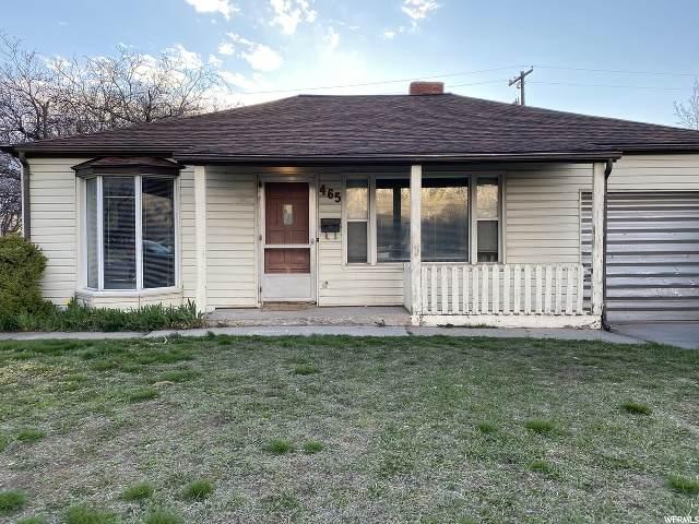 465 N 600 W, Orem, UT 84057 (#1665019) :: Big Key Real Estate