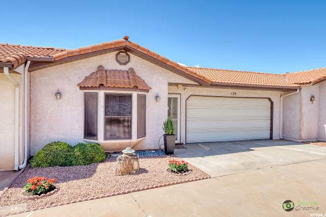 1331 N Dixie Downs Rd #129, St. George, UT 84770 (MLS #1665045) :: Lookout Real Estate Group
