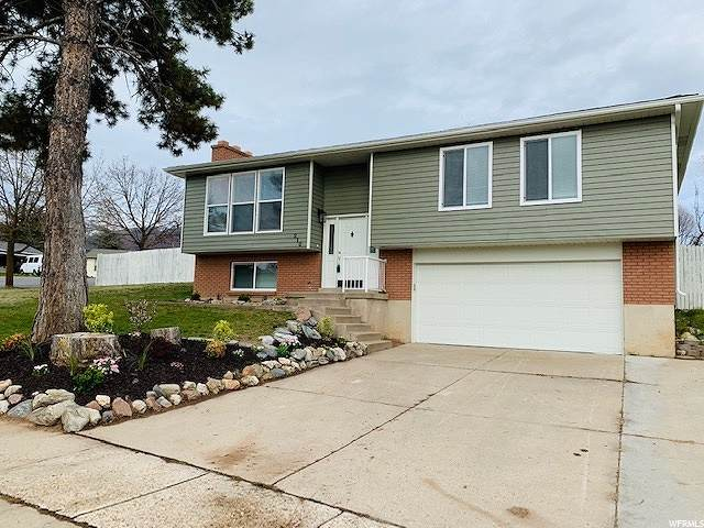 210 E Monticello Dr, Kaysville, UT 84037 (#1665054) :: Doxey Real Estate Group