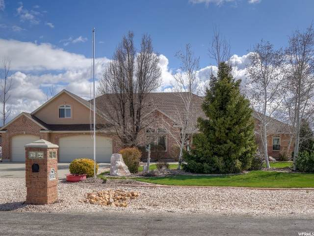 5732 S 6500 W, Hooper, UT 84315 (#1665070) :: Doxey Real Estate Group