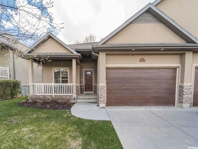 211 N Hillside E, North Salt Lake, UT 84054 (#1665085) :: goBE Realty
