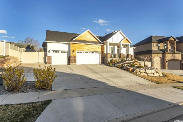 14151 S Stone Fly Dr W, Bluffdale, UT 84065 (#1665096) :: Colemere Realty Associates