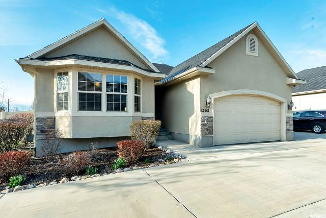 1362 S Camlan Ln W, Springville, UT 84663 (#1665097) :: Colemere Realty Associates