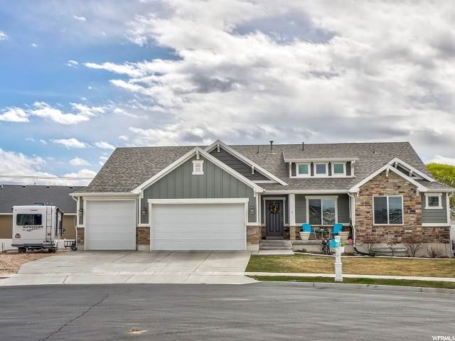 676 S 3275 W, Syracuse, UT 84075 (#1665101) :: Doxey Real Estate Group