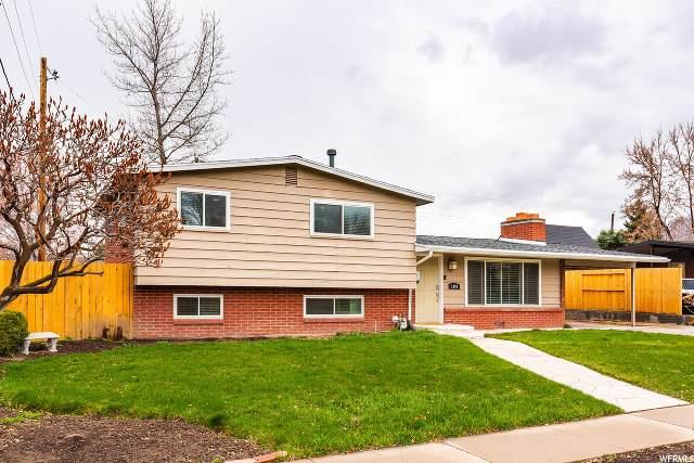 1483 E 6670 S, Cottonwood Heights, UT 84121 (#1665110) :: Bustos Real Estate | Keller Williams Utah Realtors