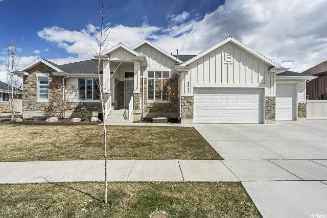 5842 N Belmont Dr W, Mountain Green, UT 84050 (#1665127) :: REALTY ONE GROUP ARETE
