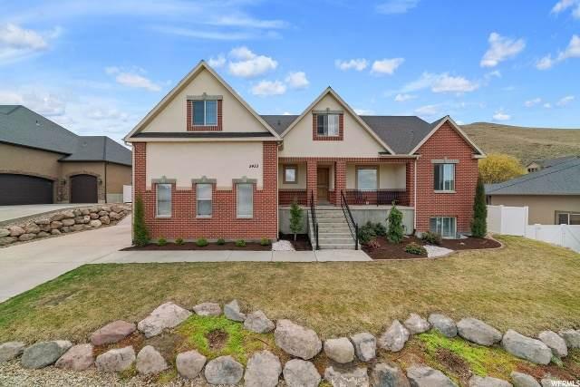 5453 W Evening Side Dr, Herriman, UT 84096 (#1665139) :: Big Key Real Estate