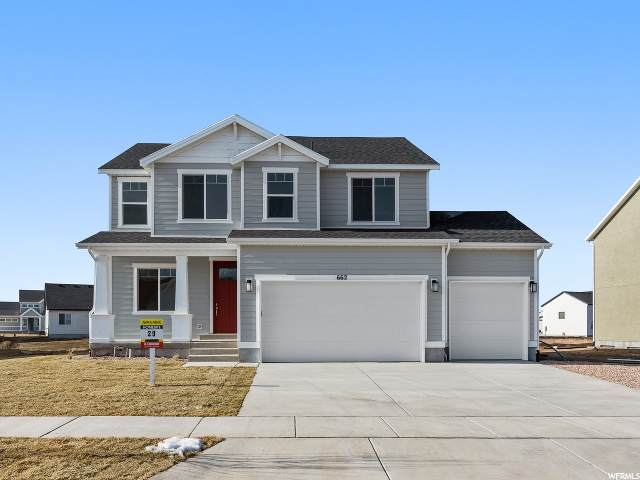 1033 S 4090 W #114, Syracuse, UT 84075 (#1665141) :: Doxey Real Estate Group