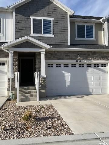 4898 W Spire Way #45, Riverton, UT 84065 (#1665147) :: Big Key Real Estate