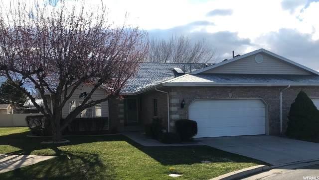348 N 360 E, Orem, UT 84057 (#1665153) :: Big Key Real Estate