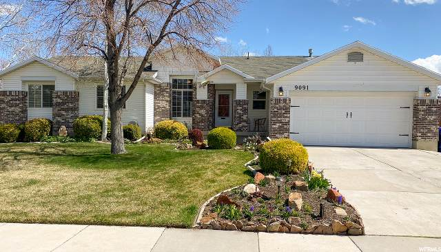 9091 S Crystal Vista Lane W, West Jordan, UT 84088 (#1665182) :: RE/MAX Equity