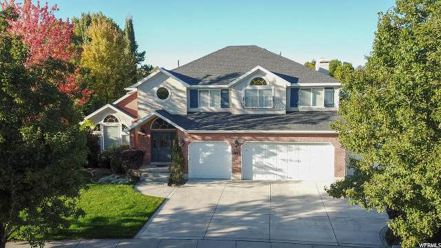 1617 E Cypress Point Way, Draper, UT 84020 (#1665187) :: RE/MAX Equity