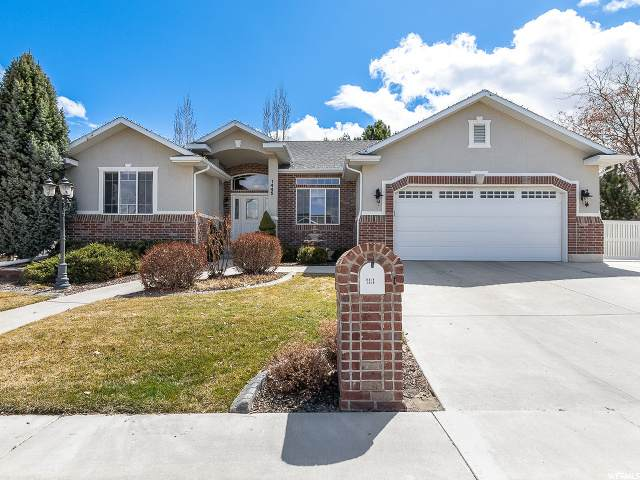 1445 W Cedar Drive, Price, UT 84501 (#1665203) :: Big Key Real Estate