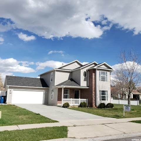 243 S 540 W, Spanish Fork, UT 84660 (#1665204) :: Exit Realty Success
