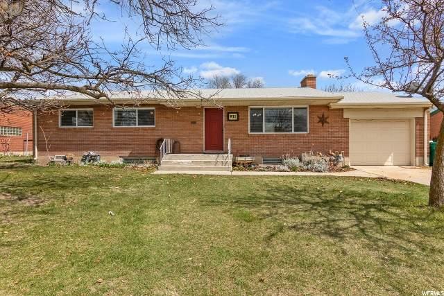 931 S 100 E, Orem, UT 84058 (#1665233) :: Big Key Real Estate