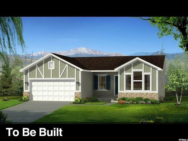 1118 W Honeycomb Dr S #109, Grantsville, UT 84029 (#1665236) :: Doxey Real Estate Group