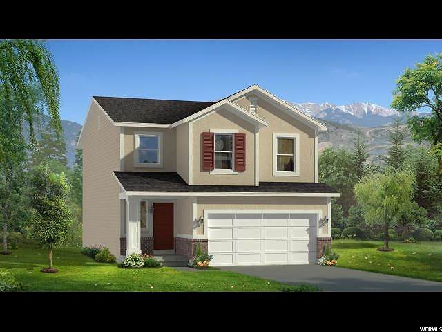 1133 W Honeycomb Dr #117, Grantsville, UT 84074 (#1665245) :: Doxey Real Estate Group