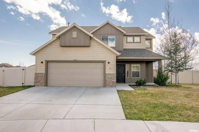 680 E 1900 S, Lehi, UT 84043 (#1665296) :: The Perry Group