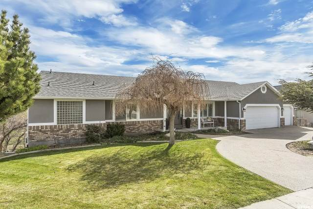 1934 E Wasatch S, Sandy, UT 84092 (#1665301) :: Colemere Realty Associates