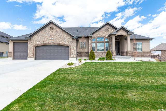 3346 W Boulden Blvd S, Bluffdale, UT 84065 (#1665303) :: Colemere Realty Associates