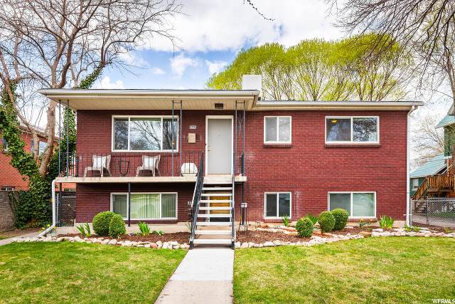1630 S 1000 E, Salt Lake City, UT 84105 (#1665304) :: Colemere Realty Associates