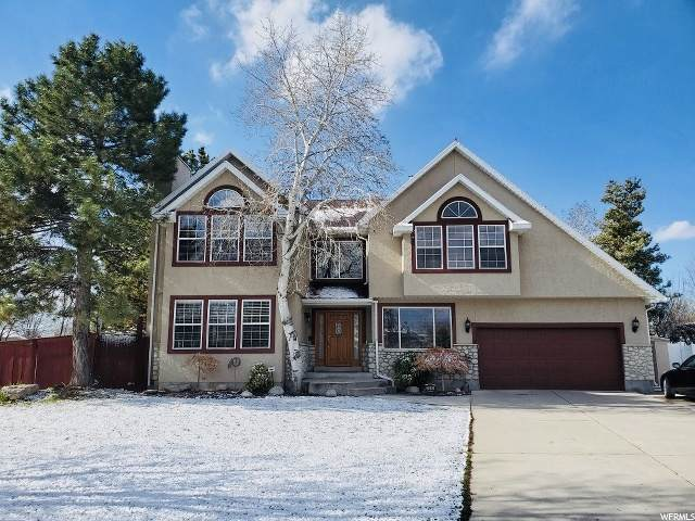 1942 E Cameley Cir, Sandy, UT 84093 (#1665311) :: Exit Realty Success