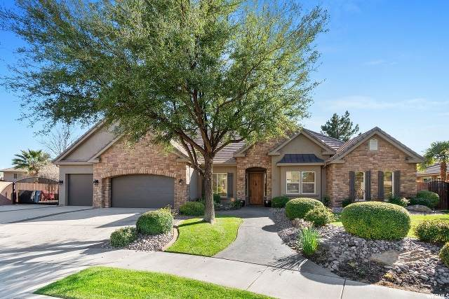 1765 W 70 Cir S, St. George, UT 84770 (#1665364) :: Colemere Realty Associates