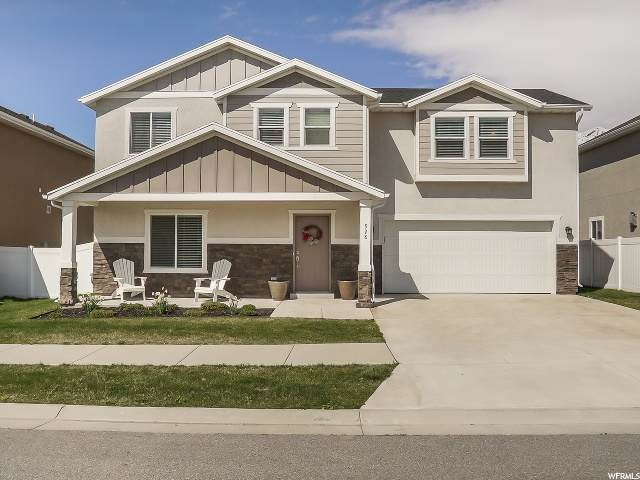 928 Willow Brook Ln, Pleasant View, UT 84414 (#1665383) :: Red Sign Team